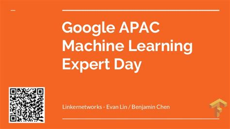 how soasta and google used machine learning to predict google apac machine learning expert day