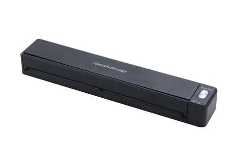 Scanner Fujitsu Ix 100 scansnap pfuダイレクト