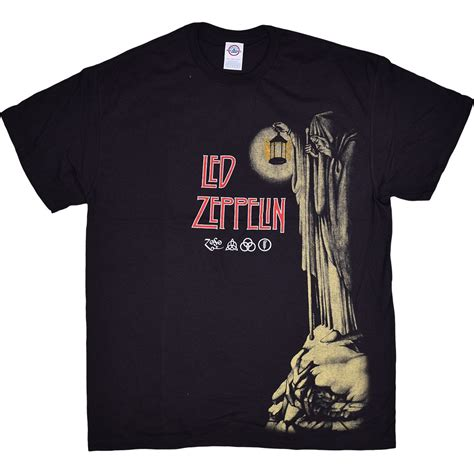 Tshirt Led Zepplin Black B C led zeppelin s hermit shirt for joe bonamassa official store