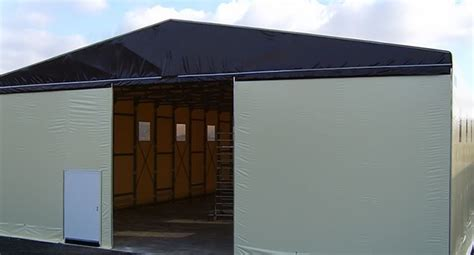capannoni in pvc usati 187 capannoni retrattili usati