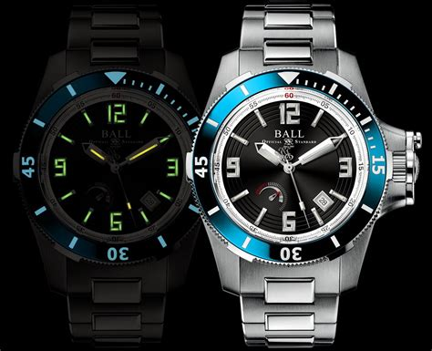 OceanicTime: BALL WATCH Co. Engineer Hydrocarbon HUNLEY