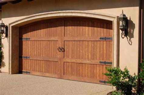 oak doors garage door repair how to choose a wooden garage door