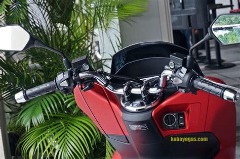 Pcx 2018 Merah Harga by Honda Pcx 2018 Merah Kobayogas Your Automotive