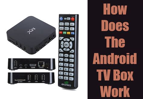 How Android Works by How Does The Android Tv Box Work