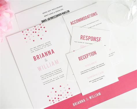 Top 10 Modern Wedding Invitations ? Wedding Invitations