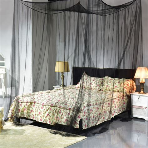 Bed Canopy by 4 Corner Post Bed Canopy Mosquito Net King Size