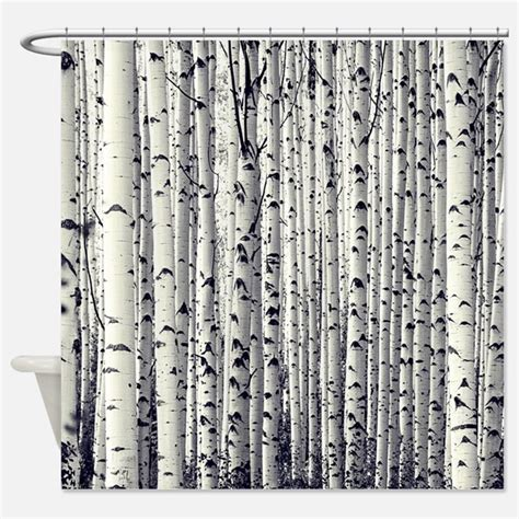 curtain tree birch trees shower curtains birch trees fabric shower