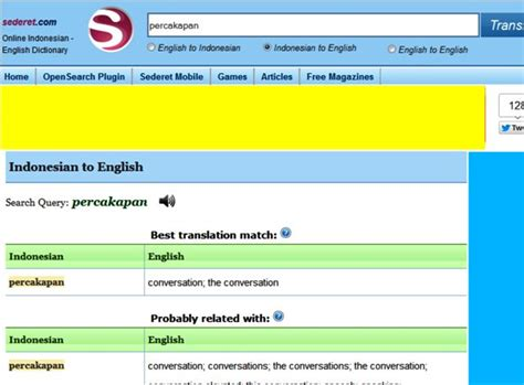 design website terbaik indonesia kamus indonesia inggris online gratis free web dictionary