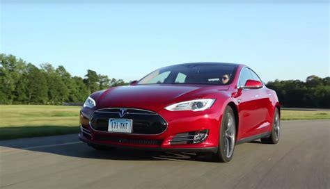 Tesla Consumer Reviews Tesla P85d Breaks Consumer Reports Rating System