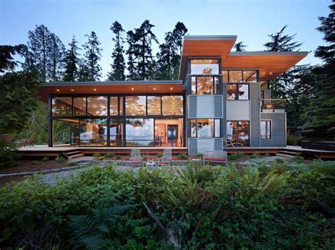 west coast home design inspiration port ludlow residence by finne estado de washington