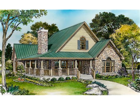 cottage house plans with wrap around porch parsons bend rustic cottage home plan 095d 0050 house