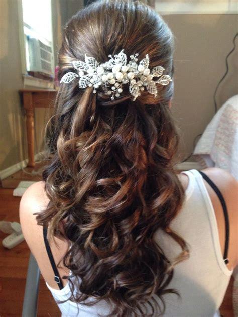 Wedding Hair Up With Curls by Best 25 Big Curls Ideas On Curls