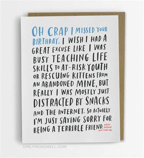 Sarcastic Birthday Card Oh No Another Birthday Greeting A Cancer Survivor Creates The Only Greeting Cards That