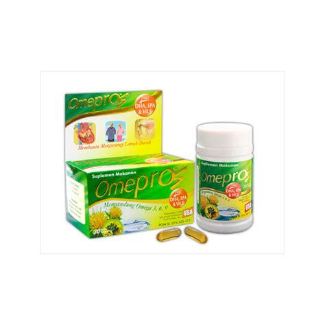 Vitamin Omepros Jual Omepros 30 Soft Kapsul