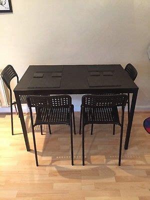Ikea Tarendo Kursi Meja Hitam tarendo table ikea search ikea table chairs