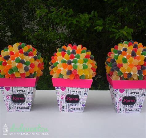 souvenirs para un ao con tarro de dulce de leche publicaci 243 n finalizada arbolitos de golosinas grande 231