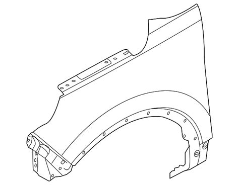 Tasca Ford Parts by Fender Ford Fb5z 16006 A Tasca Auto Parts