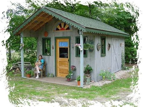 Rustic Potting Sheds by Rustic Garden Sheds With Porches Rustic Garden Potting