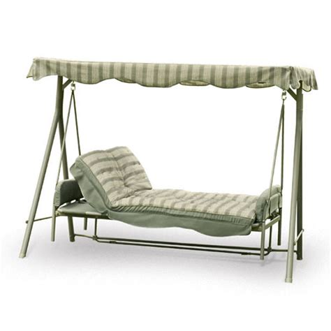 walmart 3 seater swing walmart seacliff 3 seater hammock swing replacement canopy