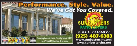 sunbusters patio covers sunbusters patio covers patio cover patio brentwood