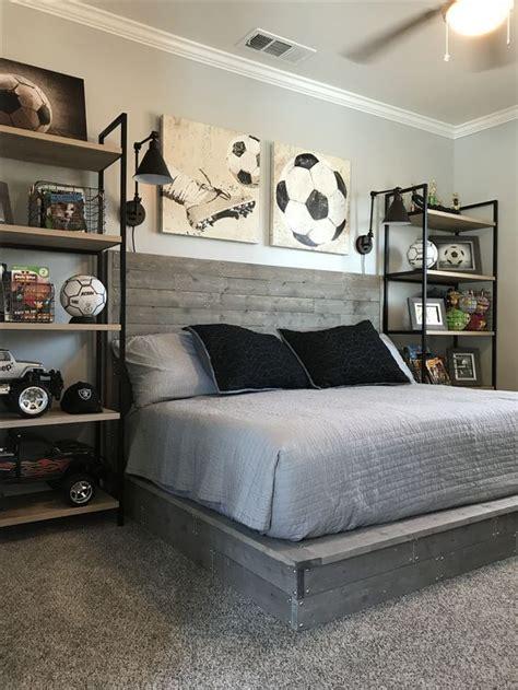 boy schlafzimmer dekorieren ideen die besten 25 schlafzimmer mit fu 223 ballthemen ideen auf