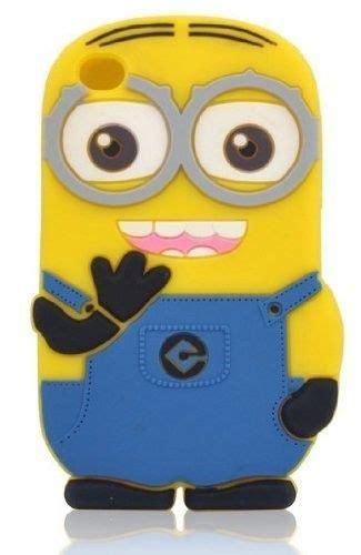 Minion 3d Iphone 4 4s popular 3d minions despicable me minions soft