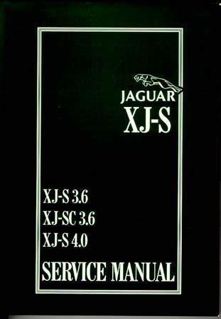 small engine repair manuals free download 2004 jaguar x type instrument cluster jaguar xjs shop manual service repair book xj s 4 0 3 6 6cyl 1984 1996 workshop ebay