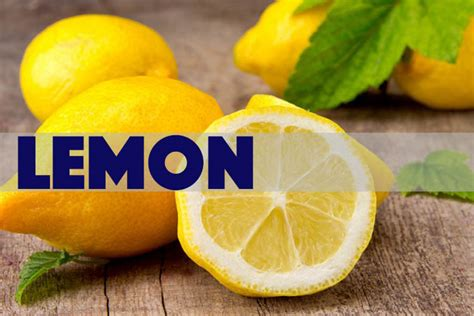 Hairpn Jepit Rambut Lemon ternyata bahan produk perawatan rambut mahal itu ada di dapurmu popbela