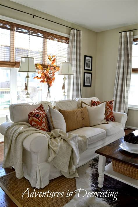 fall living room decor best 25 fall living room ideas on autumn