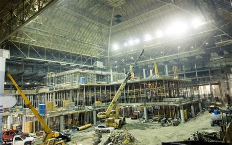 maple leaf gardens loblaws centre images photo of the day maple leaf gardens is slowly turning