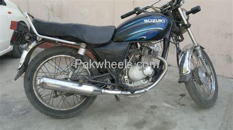 Suzuki Gs 125 For Sale Used Suzuki Gs 125 2008 Bike For Sale In Karachi 109100