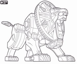 Power Rangers Coloring Pages Printable Games Power Rangers Megazord Coloring Pages