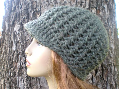 hat pattern chunky yarn pattern amsterdam hat easy crochet pdf adult teen newsboy