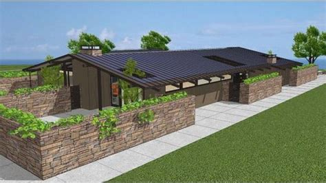 mid century modern ranch house plans mid century modern ranch house plans mid century modern