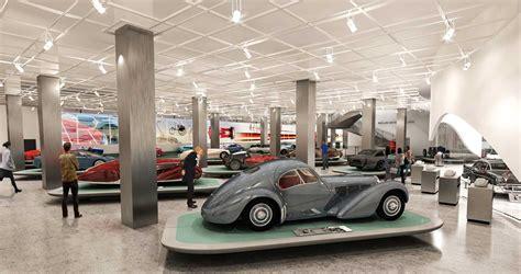 Auto Museum La by Petersen Automotive Museum Curbed La