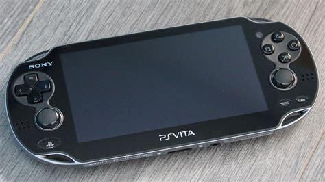 psp vita console playstation vita review