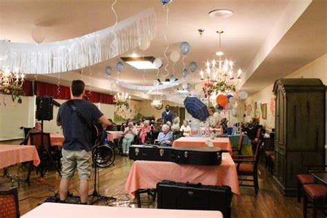 themed events in april april showers party 04 18 13 newburgh healthcare center