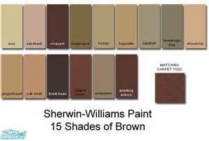 rebelxgirl s sherwin williams brown collection