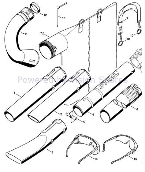 stihl bg 86 blower parts diagram stihl bg 86 blower parts diagram imageresizertool