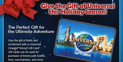 Orlando Gift Cards - why purchase a universal orlando gift card when you can win one from us