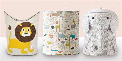 9 Best Laundry Hers And Baskets For Your Nursery In Baby Laundry