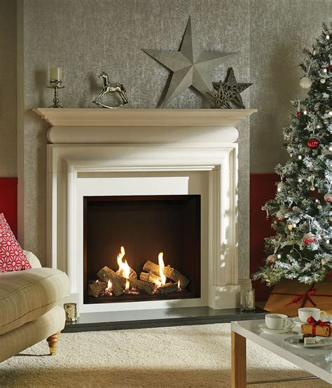 Dress your fireplace to impress this Christmas   Stovax