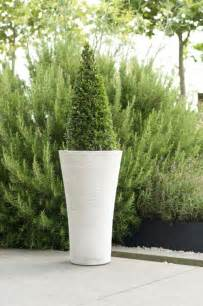 Large White Plant Pot Large Garden Planter Plant Pot Flower Pot Garden Urn