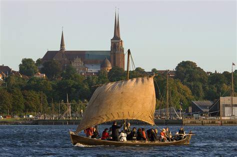 viking boats denmark boat trips vikingeskibsmuseet roskilde
