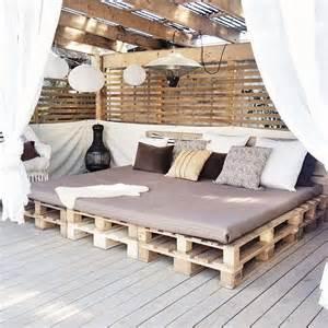 paletten garten kreative paletten ideen f 252 r garten balkon und wohnung