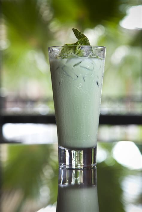 peppermint patty drink of the week
