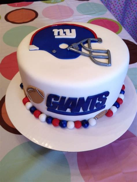 Ny Giants Birthday Card