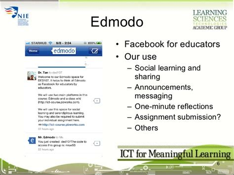 edmodo reflection ded107 session01