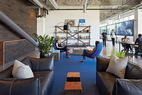 Office Sf Dropbox Headquarters In San Francisco Officelovin