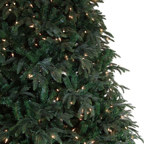 carolina fir prelit tree christmas lights etc